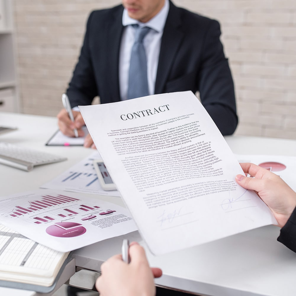 Real Estate Contract Litigation